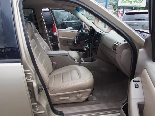 2002 Ford Explorer for sale at Dream Deals on Wheels in Bridgeport OH