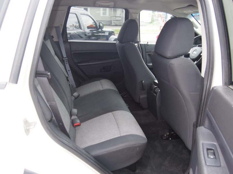 2008 Jeep Grand Cherokee for sale at Dream Deals on Wheels in Bridgeport OH