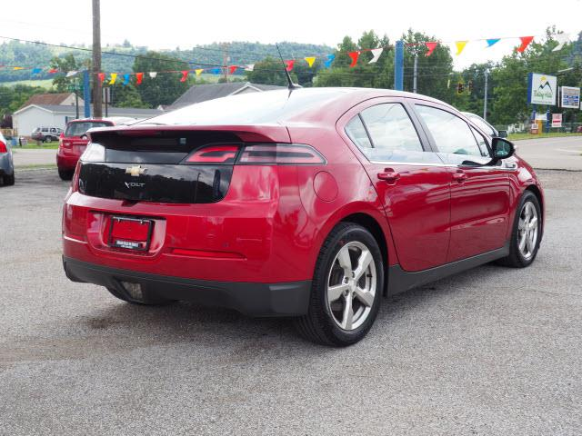 2012 Chevrolet Volt for sale at Dream Deals on Wheels in Bridgeport OH