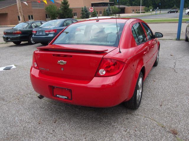 2008 Chevrolet Cobalt for sale at Dream Deals on Wheels in Bridgeport OH