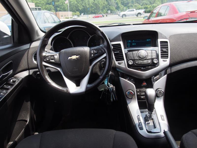 2014 Chevrolet Cruze for sale at Dream Deals on Wheels in Bridgeport OH
