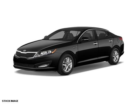 2013 Kia Optima for sale at Dream Deals on Wheels in Bridgeport OH