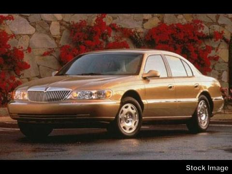 1998 Lincoln Continental for sale at Dream Deals on Wheels in Bridgeport OH