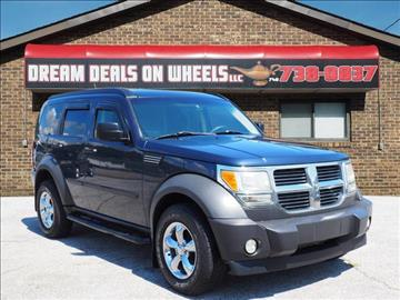 2008 Dodge Nitro for sale at Dream Deals on Wheels in Bridgeport OH