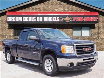 2009 GMC Sierra 1500 for sale at Dream Deals on Wheels in Bridgeport OH