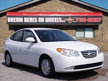 2010 Hyundai Elantra for sale at Dream Deals on Wheels in Bridgeport OH