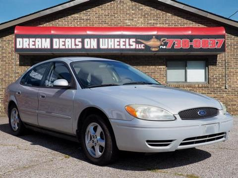 2004 Ford Taurus for sale at Dream Deals on Wheels in Bridgeport OH