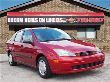 2004 Ford Focus for sale at Dream Deals on Wheels in Bridgeport OH