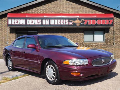 2004 Buick LeSabre for sale at Dream Deals on Wheels in Bridgeport OH