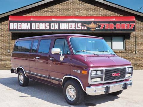 1993 GMC Rally Wagon for sale in Bridgeport, OH