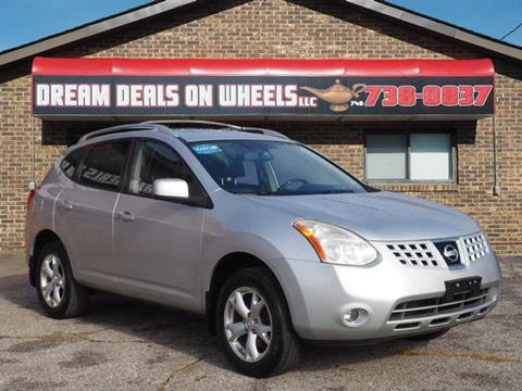 2008 Nissan Rogue for sale at Dream Deals on Wheels in Bridgeport OH