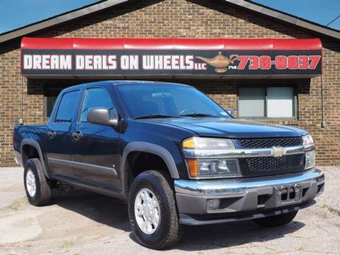 2008 Chevrolet Colorado for sale at Dream Deals on Wheels in Bridgeport OH