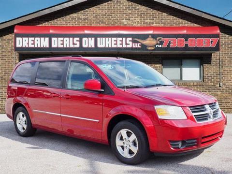 2008 Dodge Grand Caravan for sale at Dream Deals on Wheels in Bridgeport OH