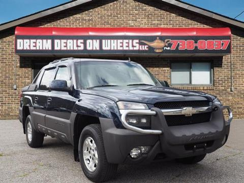 2006 Chevrolet Avalanche for sale at Dream Deals on Wheels in Bridgeport OH