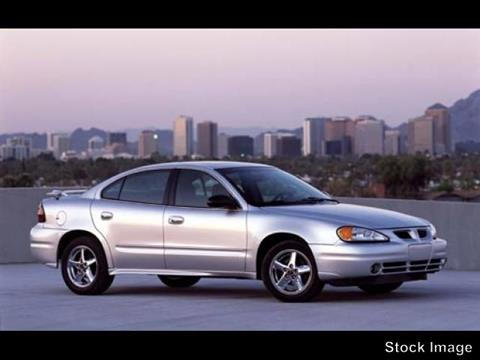 2004 Pontiac Grand Am for sale at Dream Deals on Wheels in Bridgeport OH