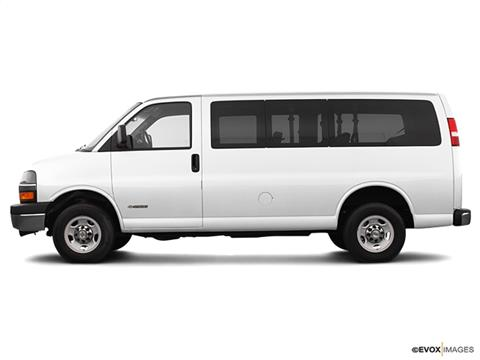 2005 Chevrolet Express Passenger for sale at Dream Deals on Wheels in Bridgeport OH