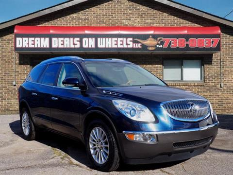 2008 Buick Enclave for sale in Bridgeport, OH