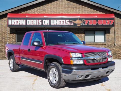 2005 Chevrolet Silverado 1500 for sale at Dream Deals on Wheels in Bridgeport OH