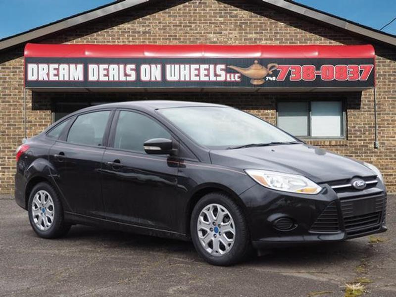 2013 Ford Focus SE In Bridgeport OH - Dream Deals on Wheels