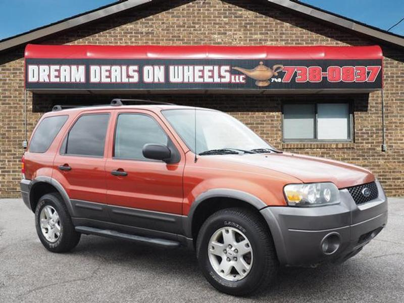 Ford Escape In Bridgeport OH Dream Deals On Wheels - 2006 escape