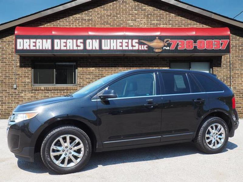 Ford Edge For Sale At Dream Deals On Wheels In Bridgeport Oh