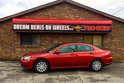 2011 Mitsubishi Galant for sale at Dream Deals on Wheels in Bridgeport OH
