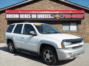 2005 Chevrolet TrailBlazer for sale at Dream Deals on Wheels in Bridgeport OH