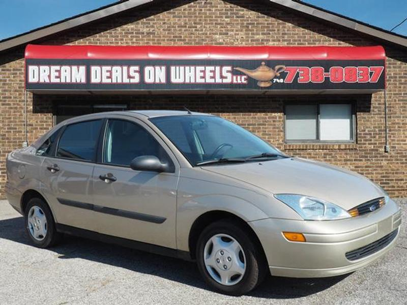 2002 Ford Focus for sale at Dream Deals on Wheels in Bridgeport OH