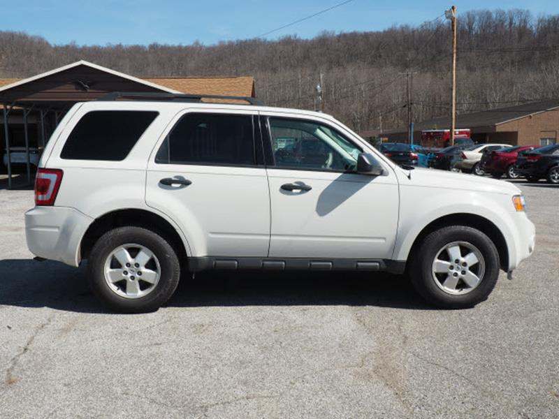 2010 Ford Escape for sale at Dream Deals on Wheels in Bridgeport OH