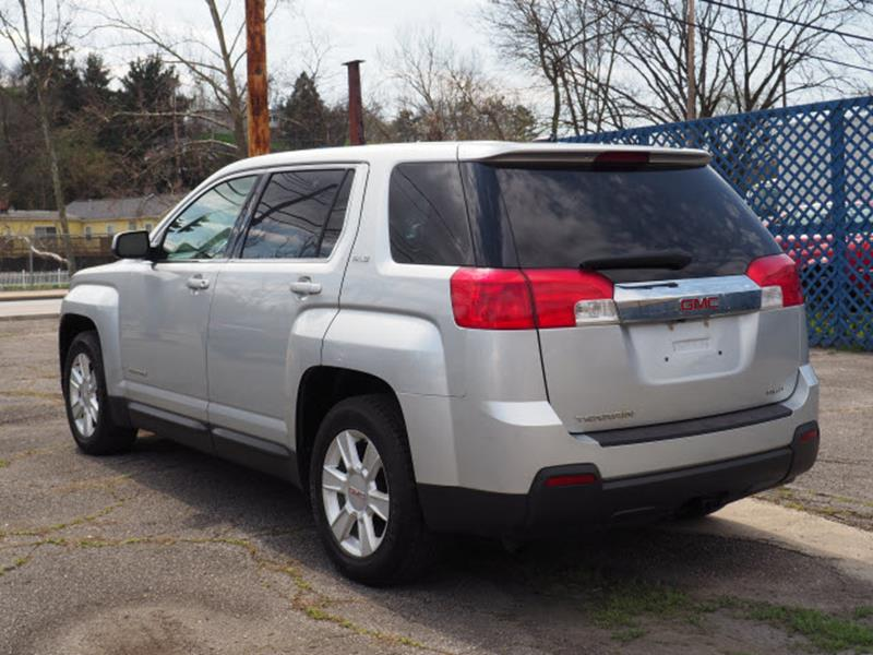 2011 GMC Terrain for sale at Dream Deals on Wheels in Bridgeport OH
