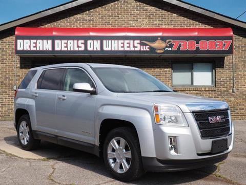 2011 GMC Terrain for sale at Dream Deals on Wheels in Bridgeport OH