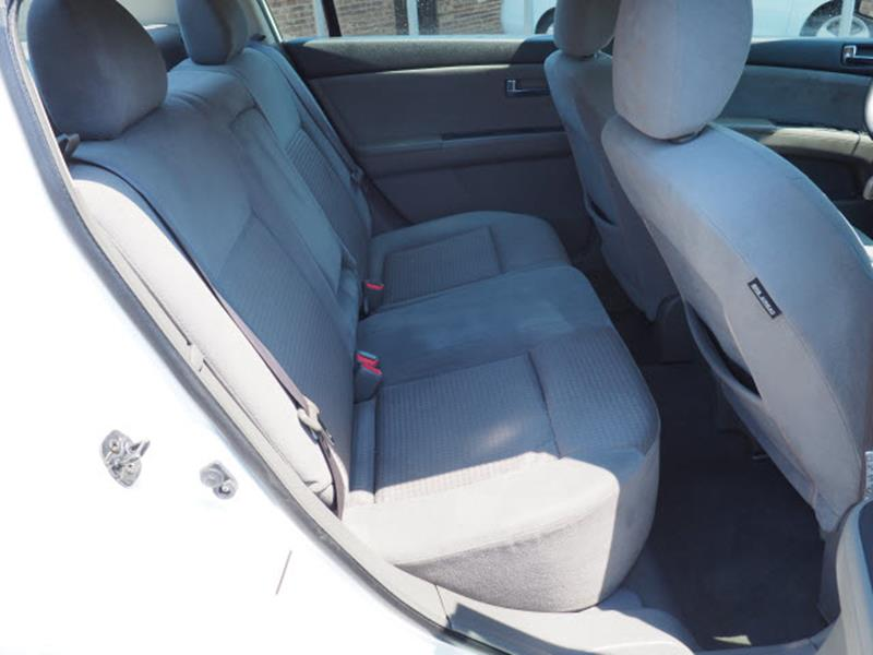 2008 Nissan Sentra for sale at Dream Deals on Wheels in Bridgeport OH