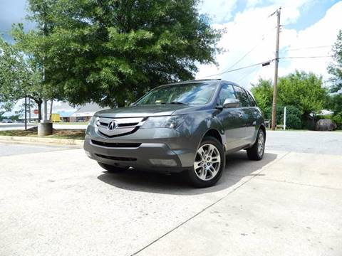 2007 Acura MDX for sale in Fredericksburg, VA