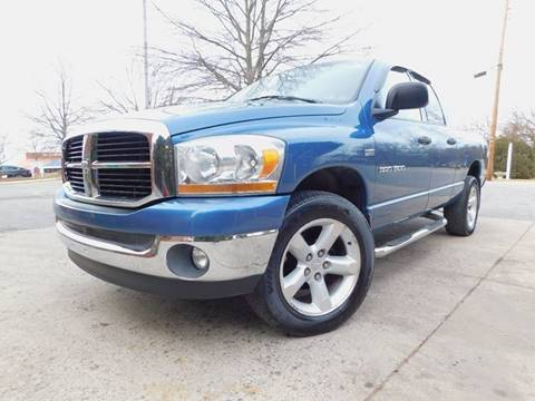 2006 Dodge Ram Pickup 1500 for sale in Fredericksburg, VA