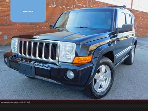 2006 Jeep Commander for sale in Fredericksburg, VA
