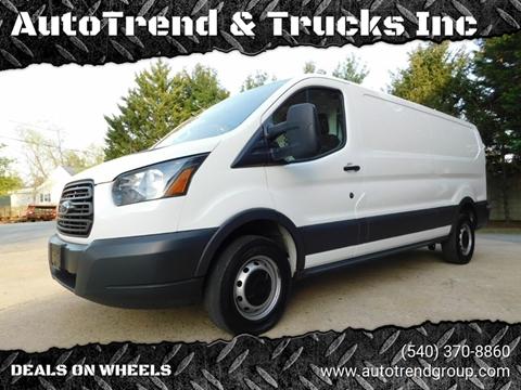 2015 Ford Transit Cargo for sale in Fredericksburg, VA