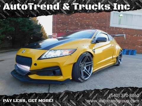 2013 Honda CR-Z for sale in Fredericksburg, VA
