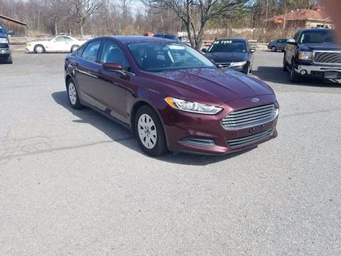 2013 Ford Fusion for sale in New Hampton, NY