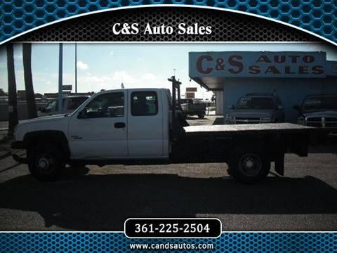 2006 Chevrolet SILVERADO 3500 DRW for sale in Corpus Christi, TX