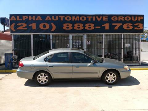 2006 Ford Taurus for sale in San Antonio, TX
