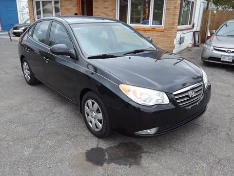 2008 Hyundai Elantra for sale in Cleveland, OH