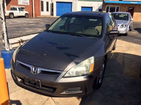 2006 Honda Accord for sale in Cleveland, OH