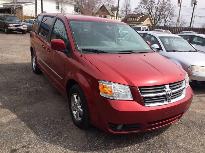 2008 Dodge Grand Caravan Sxt In Cleveland Oh Payless Auto Sales Llc