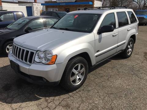 2008 Jeep Grand Cherokee for sale in Cleveland, OH