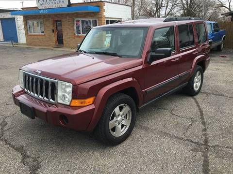2007 Jeep Commander for sale in Cleveland, OH
