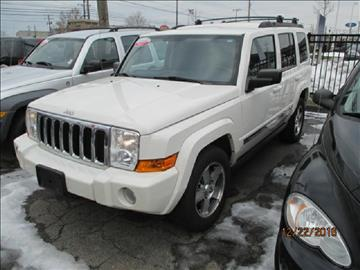 2010 Jeep Commander for sale in Parma, OH