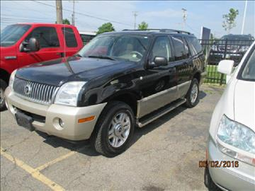 2004 Mercury Mountaineer for sale in Parma, OH
