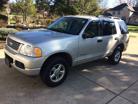 2004 Ford Explorer for sale in Parma, OH