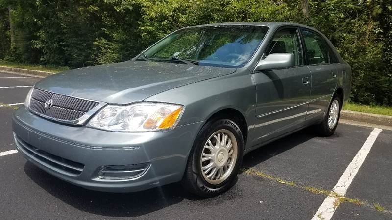 2001 Toyota Avalon for sale at BUY HERE PAY HERE AT  MASSIVE AUTO BROKERS in Atlanta GA