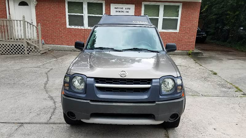 2003 Nissan Xterra for sale at BUY HERE PAY HERE AT  MASSIVE AUTO BROKERS in Atlanta GA